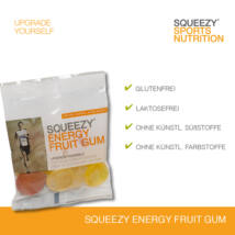 Squeezy Energy gumicukor FG0001