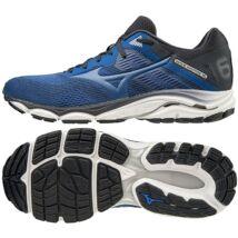 Mizuno Wave Inspire 16 férfi stabil futócipő Kék J1GC204429