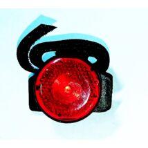 Piros biztonsági villogó 5405