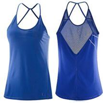 Salomon Elevate Flow Tank (női) ujjatlan futófelső (kék) L40130200