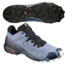 Salomon Speedcross 5 női terepfutó cipő - acélkék