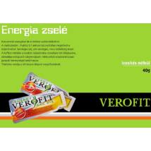 Verofit Energia zselé  40gr