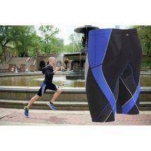 CW-X Endurance Generator Shorts (férfi) futónadrág (fekete-szürke-kék) 229805-092