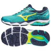 Mizuno WAVE ULTIMA 9 Női futócipő Ceramic/SYellow/Peacoat  J1GD170944