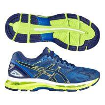 Asics Gel Nimbus 19 (férfi) futócipő (kék-sárga-fehér)   T700N-4907