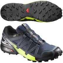 Salomon SpeedCross 4 Nocturne GTX (férfi) futócipő (tengerkék-sárga-fekete)  L39445600