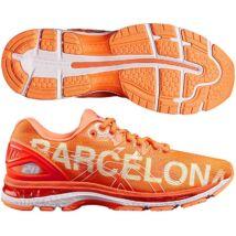 Asics Gel Nimbus 20 (férfi) futócipő (narancs) Barcelona felírattal  T8B2N-3030