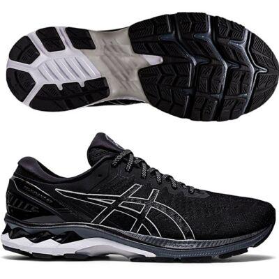 ASICS Gel-Kayano 27 férfi futócipő széles (fekete) 1011A835-001
