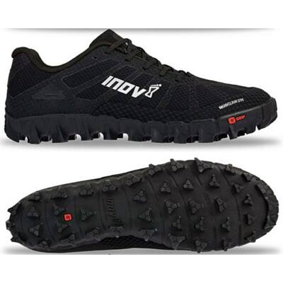 inov-8 Mudclaw 275 terepfutó cipő (fekete) Precision Fit