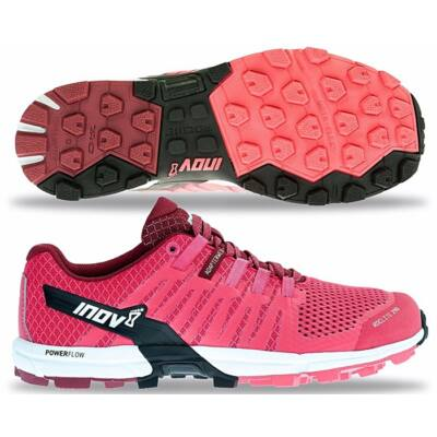 inov-8 Roclite 290 női futócipő (pink-fekete-fehér)
