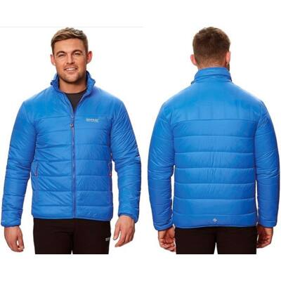 Regatta Icebound IV. bélelt sportos blue férfi dzseki RMN121-15