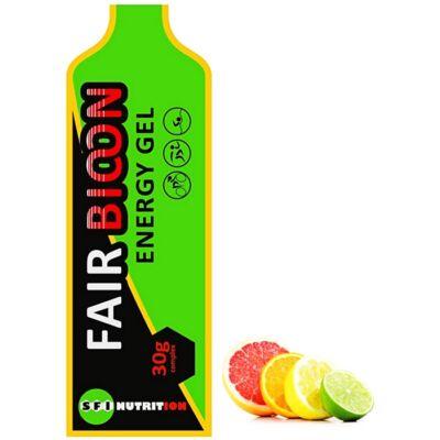 SFI Fairbion koffeines energia gél vegyes citrus ízű