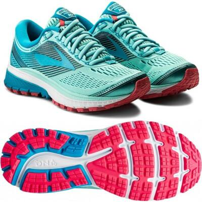 Brooks Ghost 10-Mint/Blue/Pink női futócipő 120246 1B-462