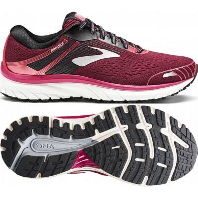 Brooks Adrenaline GTS 18-Pink/Black/White női futócipő 120268 1B-619