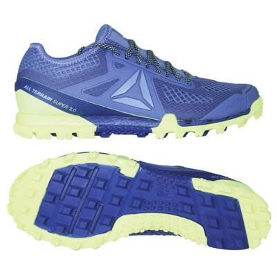 Reebok ALL TERRAIN SUPER 3 női futócipő LILAC/COBALT/NAVY/FL BS5709 (Shoes)