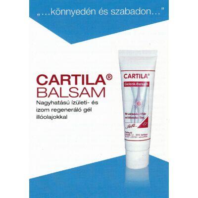 Cartila Balsam regeneráló és bemelegítő gél TF28022-01