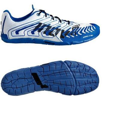inov-8 Bare-X 180 futócipő (fehér-kék) (Shoes)