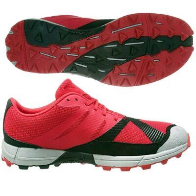 inov-8 Terraclaw 250 férfi terepfutócipő (piros-fekete-szürke) Standard fit (Shoes)