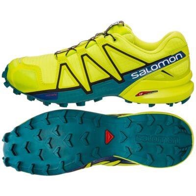 Salomon SpeedCross 4 (férfi) futócipő (lime) L40077900