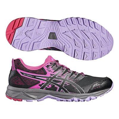 Asics Gel-Sonoma 3 női futócipő (pink-fekete-levendula)