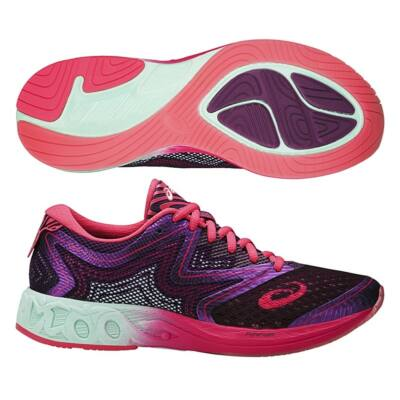 Asics Gel-Noosa FF (női) futócipő (lila-bordó) T772N-3367 (Shoes)