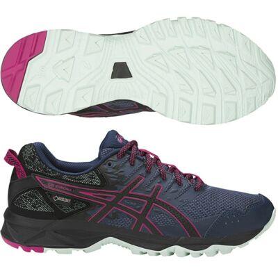 Asics Gel-Sonoma 3 GTX női futócipő (kék-fekete-pink) T777N-5090