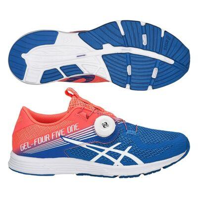 Asics Gel-451 (női) futócipő (piros-kék) T874N-0601