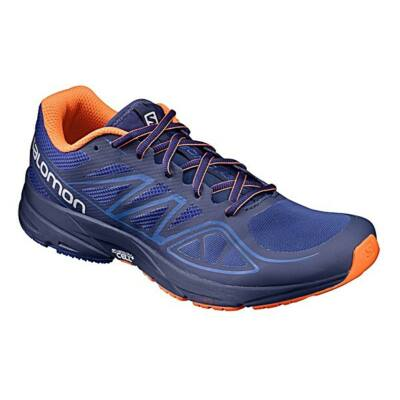 Salomon Sonic Aero (férfi) futócipő (kék-narancs) L39349300
