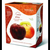 100% alma gyümölcslé tartósító- és adalékmentes Nektaria