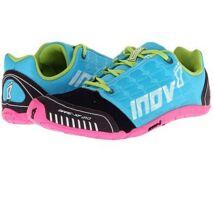 inov-8 Bare-XF 210 (női) futócipő (vízkék-fekete-pink-lime) Standard fit (Shoes)