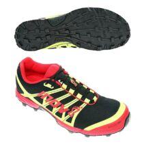 inov-8 X-Talon 200 terepfutócipő (fekete-piros-neonsárga) Standard fit 2016-os (Shoes)