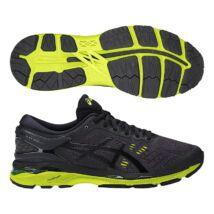 Asics Gel-Kayano 24 férfi futócipő (fekete-zöld) T749N-9085