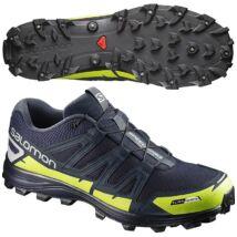 Salomon SpeedSpike CS szöges unisex futócipő (sötétkék-ezüst-lime) L39447500
