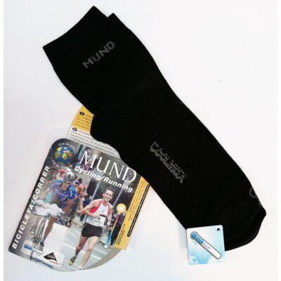 Mund Running/Cycling futó és kerékpáros zokni mu803