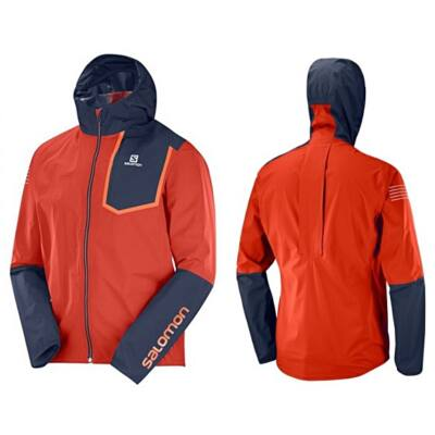 Salomon Bonatti Pro WP (ferfi) futodzseki (piros) L40398600