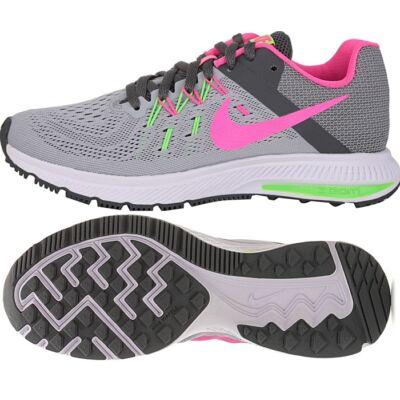 Nike Zoom Winflo női neutrális futócipő 807279-007