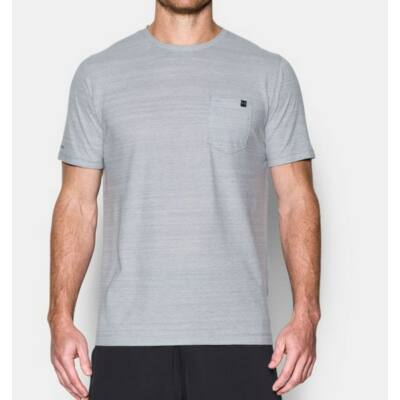 CHARGED COTTON SS POCKET T