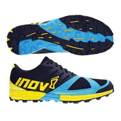 inov-8 Terraclaw 250 férfi terepfutócipő (fekete-kék-lime) Standard fit (Shoes)