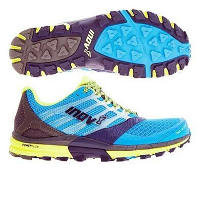 inov-8 Trailtalon 275 terepfutócipő (kék-tengerkék-szürke-lime) Standard fit (Shoes)