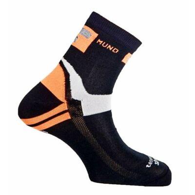 Mund Running/Cycling futó és kerékpáros zokni (Clothes)