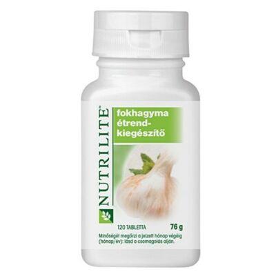 Nutrilite Fokhagyma étrend-kiegészítő 109705